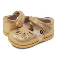 ingrosso scarpe petali-Tipsietoes Top Brand 100% Morbido Petalo In Pelle In Estate Nuovi Ragazzi E Ragazze Bambini Beach Shoes Bambini Sport Sandali Piatti Vendita Calda Y190525