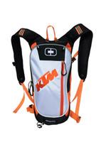 motorrad-rennpaket großhandel-Motorrad motocross trinkrucksack neuen stil taschen reisetaschen racing pakete fahrradhelm pack wasser tasche