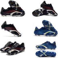 Wholesale ancient boots resale online - original popular X F50 Tunit FG Restoring ancient ways Men Soccer Shoes Cleats Football Boots Size