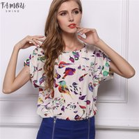 Wholesale china cap clothing for sale - Group buy 2020 New Chiffon Shirt Women Elegant Blouses Tops And Blusas Batwing Sleeve Womens Casual Shirts Outwear Cheap Clothes China