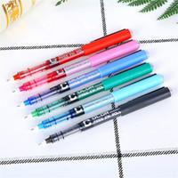 Wholesale korean highlighters resale online - 1pcs Convenient Highlighter Pen Creative Ink Pen Marker For Kids Students Gift Novelty Item Korean Stationery School Supply