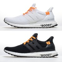 UltraBoost Running Shoes! Shop Ultra Boosts 4.0 run shoe and sneakers Off  Triple White Black Trainer Multicolor Show Your Stripes Size 13 64c6e5b22