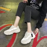 кроссовки торты оптовых-Зима новая корейская версия бисквитной толстого дна плюс бархат случайных спортивной обуви нагреться кроссовки ZZ-196