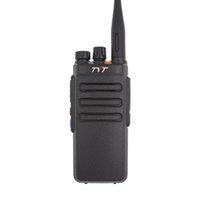 transceptor 3km al por mayor-TYT MD-730 Walkie Talkie DMR de banda dual Intercomunicador digital Nivel 12 Radios bidireccionales Transceptor de ranura de tiempo dual MD730