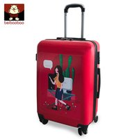 Wholesale rod travel bag resale online - Superior2019 Small Bag North Trunk Travel Woman Pull Rod Box Small sized Universal Wheel Ins Will Capacity Inch