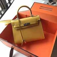 Wholesale locking phone online – Designer Totes for Women palm real leather handbags cm cm two sizes to choose with hasp colors exclusive store items
