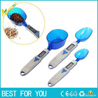 Kitchen Scale Accurate Electronic LCD Digital Measuring Spoon Scale Weight 500 0.1g 300g 0.1g Bulk Food Digital Measuring Tool