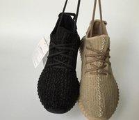 botas de exterior venda por atacado-2019 NEWS BEST Quality 350 s Sapatos Pirata Preto Moonrock Oxford Tan Branco Kanye West 350 s Botas Casuais Ao Ar Livre Luz Running Shoes