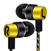 Wholesale apple computer retail resale online - Newest Sports Earphone With No Microphone mm In Ear Stereo Earbuds Headset For Computer Cell Phone MP3 Music Retail