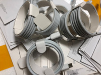 Wholesale oem cables for sale – best 100pcs Original OEM Quality m ft Type C to Light ning Cable Data Sync Charger Cable for ipone promax With package box