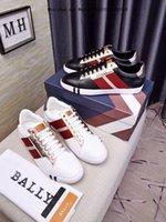 dans spor ayakkabıları erkekler toptan satış-Erkekler için deri Beyaz Ayakkabı Strapped Erkek Ve kadın Sneakers Jimnastik Dans Sürüş Dana Düz 012
