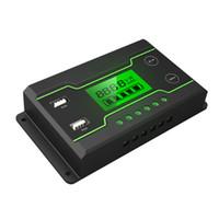 Wholesale solar charging regulator 24v for sale - Group buy 12V V A PWM Solar Regulator for battery charge controller