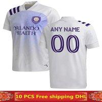 Wholesale orlando soccer jersey for sale - Group buy 2020 MLS Club Orlando City SC Away Soccer Jerseys NANI MOUTINHO Soccer Shirt MUELLER DWYER Football Uniform