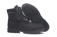 ingrosso sconto di avvio-Original Timber1and Premium 6 pollici Boot per uomo Donna in All Black colore stivali da lavoro in legno con scatola originale spedizione gratuita espressa