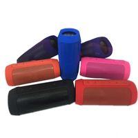 drahtlose bluetooth lautsprecher china großhandel-Bluetooth-Subwoofer-Lautsprecher Sportlautsprecher Drahtlose Bluetooth-Gebühr Tiefer Subwoofer-Stereo-Tragbare Lautsprecher für Mini-Hifi-Telefone Computer