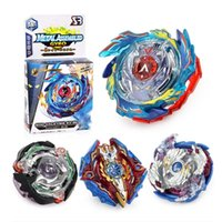 Wholesale Bayblade Spinning Top Burst B97 B74 B92 B73 Metal Funsion D With Launcher And Original Box Spinning Top