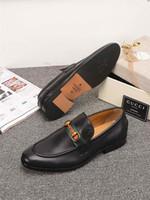 chaussures pointues casual casual achat en gros de-Hommes Chaussures Blanc Plateforme Décontractée Pointu Chaussures En Cuir PU Chaussures Mocassins Hommes Hommes Respirant Plus La Taille 38-45