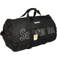 ingrosso il sacchetto pack pack campeggio esterno-19ss New Luxury brand design Sup Duffle donna uomo borsa borse moda casual strada all'aperto Borse