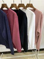 ropa vintage de diseñador al por mayor-2020 Nueva Moda Otoño Invierno Mujer Hombre sudaderas con capucha de manga larga con capucha capa ocasional Ropa de diseño suéter suéter S-3XL 662FS05