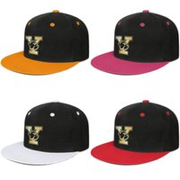 Wholesale womens snapback caps pink resale online - Good Selling The quality Yale Bulldogs Basketball Golden logo Unisex Womens Curved Visor Hip Snapback Hats curved Original Cap