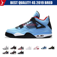Wholesale black purple tattoo for sale - Group buy Best Quality s Bred White Cement Cactus Jack Toro Bravo Basketball Shoes Mens Tattoo Fire Red Singles Day Sneakers US