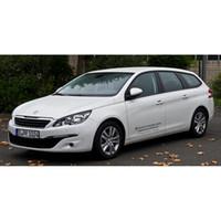 peugeot carro levou luzes venda por atacado-O Envio gratuito de 8 Pçs / lote Xenon Branco Kit Canbus Pacote de Luzes LED Interior Para Peugeot 308 SW II 2014 +