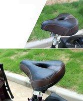 fahrradsitz elektrisch großhandel-Allzweckverdickung und Atmungsaktiv Elektrofahrzeug Kissen Batterie Auto Fahrradsattel Sitz Sattel Sitz