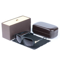 luxus designer eyewear für männer großhandel-Fashion Classic Luxury Evidence Sonnenbrillen Retro Vintage Männer Designer Eyewear Frauen sonnenbrille UV400 linse Unisex Top Qualität Mit Boxen