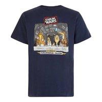 lustige fischen t-shirts großhandel-Sonderbare Fisch-Starling Wars-Künstler-T-Shirt Neues T-Shirt Lustiges Spitzen-T-Stück Neues lustiges Unisexoberteil-lustiges Spitzen-T-Stück Neues freies Verschiffen