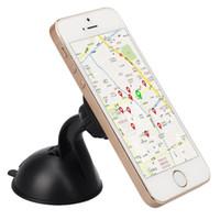 evrensel montaj araç kitleri toptan satış-Evrensel Manyetik Araba Dashboard Telefon Cep Telefonu için Mobil Montaj Standı Telefon Tutucu Yapışkan Kiti Mıknatıs GPS Tutucu Braketi Için