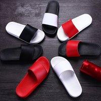 sapatos diy mulheres venda por atacado-DIY antiderrapante Homens chinelo e mulheres em casa Sandals Anti desgaste emenda Moda Calçados espessamento portátil Hot Sale 13 6ly I1