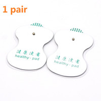 Wholesale electrode for acupuncture machines resale online - Electrode Pads healthy pad For Backlight Tens Acupuncture Digital Therapy Machine Massager Therapy Machine Massager Health Care