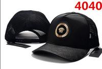 moda siperlikleri toptan satış-Yeni tasarımcı Pamuk Lüks spor Kapaklar Nakış şapka erkekler için Moda snapbacks beyzbol şapkası kadın lüks vizör gorras kemik casquette şapka