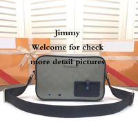 işletme numaraları toptan satış-MESSENGER PM Epi Deri Omuz Çantası Klasik İş Messenger çanta Crossbody Seri Numarası Çanta ile Gün debriyaj