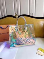 tote markennamen großhandel-No. 1 Hochwertige Designer Handtasche Luxus Tasche Damen Tasche Markenname Rucksack PU Leder Kissen weibliche Handtasche Schulter Handtasche Geldbörse K412