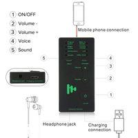 ipad geräte großhandel-2019 neue Gadgets Voice Changer Gerät für Kinder / XBOX / PS4 / Telefon / iPad / Computer / Laptop / Tablets Voice Changer