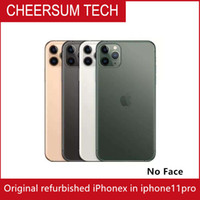 Wholesale Refurbished Unlocked inch iPhone X in iPhone pro style Apple iPhone pro RAM GB ROM GB GB free DHL