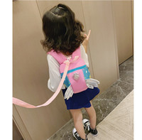 Wholesale small baby girl backpack resale online - 2019 Lovely New Anti lost Backpack Infant Baby Shoulder Small Bag years old Children Boys Girls Cute Rackpack