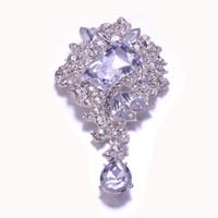 kristalle perlen flache rücken großhandel-(S0855) 5pcs / lot, Weinleserhinestone-Verschönerung, flache Rückseite, Silberüberzug, Kristalle und Acrylperlen