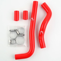 Wholesale silicone radiator hoses for sale - Group buy Silicone Radiator Hose Kit For CRF150 CRF Motorcycle colors