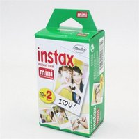 2018 hot 19 style Instax Mini 8 film for Instax Mini 7s 8 9 70 Camera Photo Camera Share SP-1 SP-2 White Film