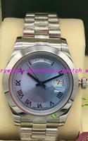 ingrosso bracciali arabi-13 Style Luxury Wristwatch 218238 218206 218235 41mm Romen arabo quadrante in acciaio inossidabile bracciale automatico da uomo orologio da polso da uomo