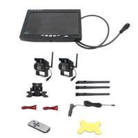 lkw-kamerasysteme großhandel-7 Zoll Wireless Car Display Tft Auto Rückfahrkamera Überwachung Truck Rückfahrsystem