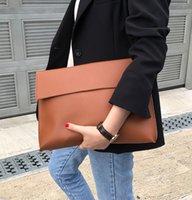 evrak çantası debriyajı toptan satış-Koreli kadın Çanta Yeni Basit Moda Büyük Kapasiteli Çanta kadın Evrak Çantası Zarf Kavrama ÇANTA