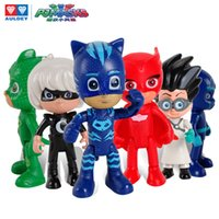 Wholesale pj masks gifts for sale - Group buy Auldey PJ Masks Kids Anime Articulated Figure Series Gekko Catboy Owlette Movable Toys Boys Girls Toys Kids Brithday Gifts