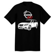 Wholesale cars crossovers for sale - Group buy Short Sleeve Pathfinder Team Short Sleeve R52 Car SUV Crossover Custom T Shirt