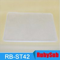 Wholesale 10PCS ST D Sublimation Machine Vacuum Membrane Vacuum Film Silicone Cover Heat Resistant Silicone Film