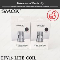 Wholesale design products resale online - Smok TFV16 Lite Replacement Coils Product introduction Smok TFV16 Lite Coils is designed for the Smok TFV16 Lite Tank Two types of coil opt