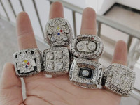 55f2175d9 Wholesale super bowl championship rings for sale - Fine Pittsburgh Steelers  Football Super Bowl Championship Ring