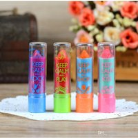 Wholesale new magic lipstick for sale - Group buy Fashion Women Nutritious Lip Balm Creative Cute Magic Color Lipstick New Arrived Pomade Cosmetics For Girl